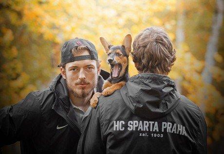 I vrcholoví sportovci milují psy!