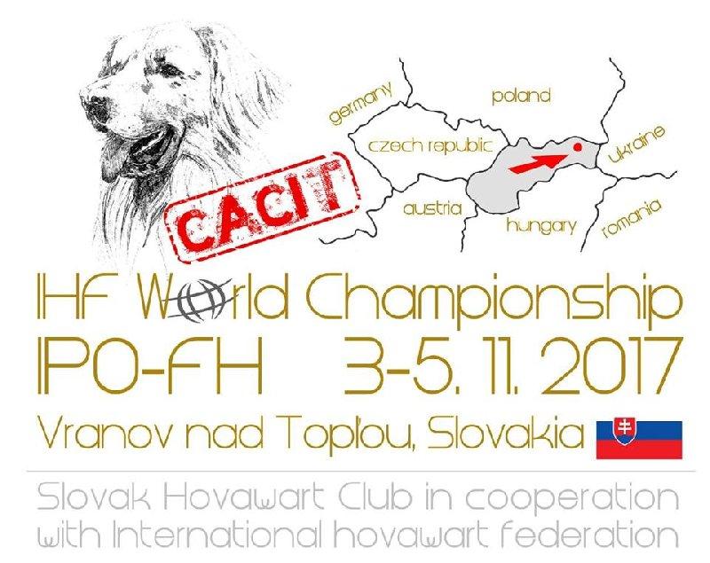 VÝSLEDKY: Mistrovství světa IHF ve stopách IPO FH