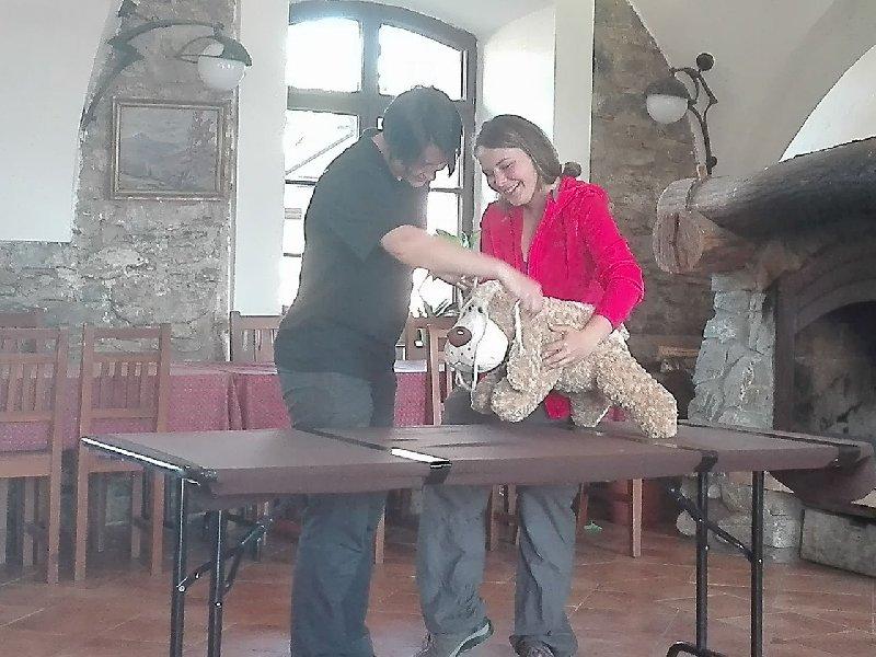 Testujeme za vás... aneb Výukový program ATA – Trenér psů I. stupeň POPÁTÉ