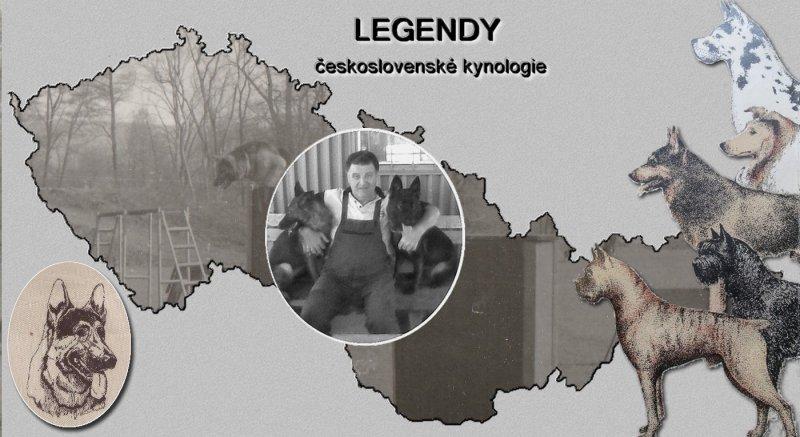 Legendy československé kynologie – Povídání z Podskalky. Štefan Hamerlík