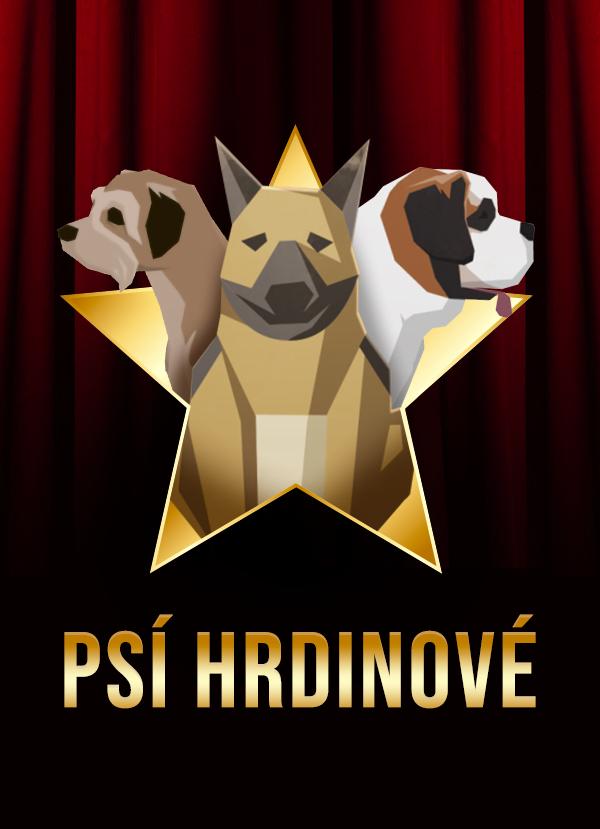 Sedm psích hrdinů, kteří se svými odvážnými činy zapsali do historie