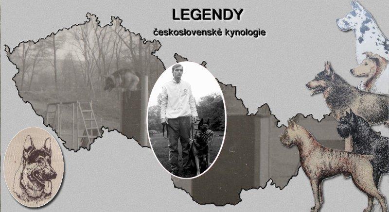 """Když srdce """"bije"""" pro kynologii – Vladimír ĎURIŠIN"""