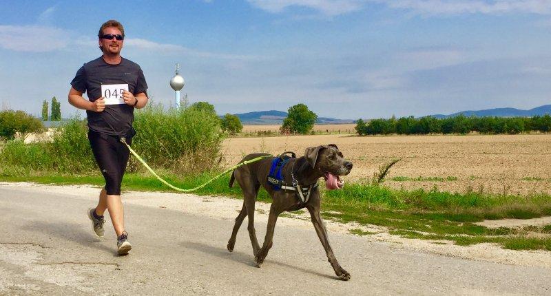 Sportem (se psem) na pomoc druhým!