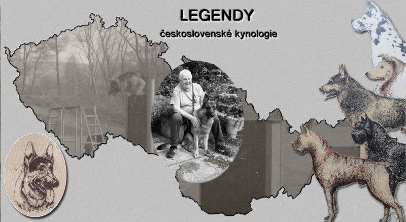 Legendy československé kynologie – Stanislav Skála
