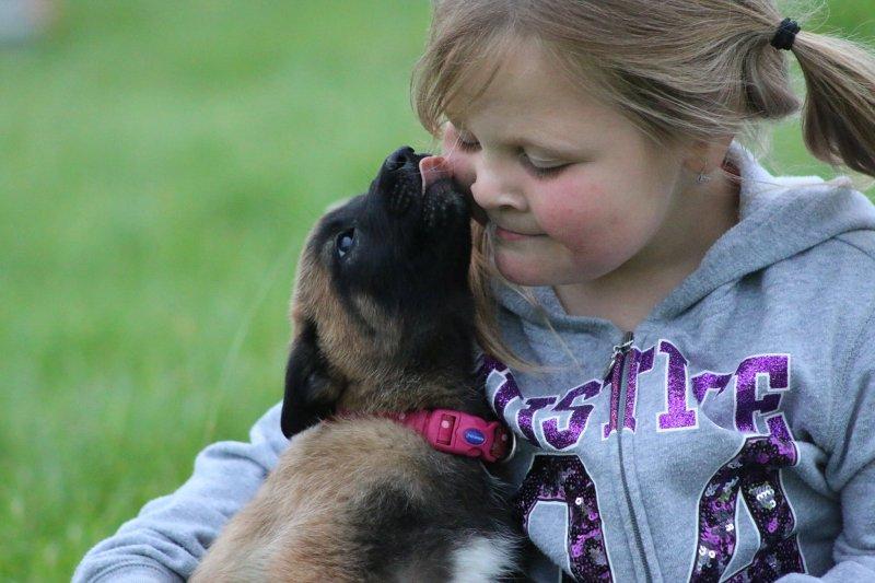 Šťastný život jedné šestileté dívenky z Irska...