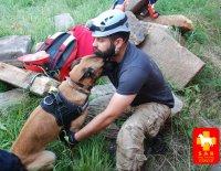 Mezinárodní cvičení záchranářů