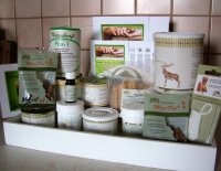 Ilustrační fotografie k článku Byliny a zdravá strava v chovatelství