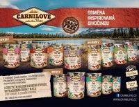 Carnilove Fresh: O krok blíže přírodě