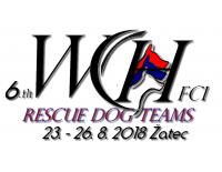 FOTOGRAFIE: Mistrovství světa FCI záchranných psů družstev