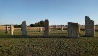 Kamenný kruh u obce Vstiš