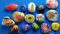 Pojďte si také namalovat svůj kamínek!
