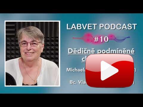 LABVET podcast, díl 10   Dědičně podmíněné choroby psů