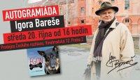 Egon: Děsná psina – Autogramiáda Igora Bareše!