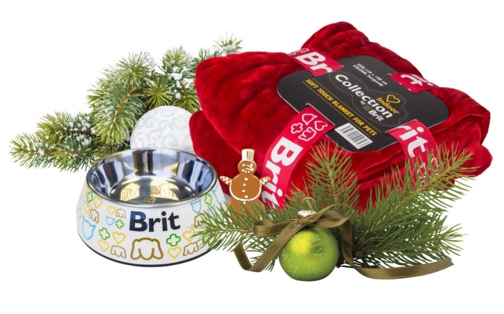 BRIT: Vánoční dárky pro mazlíčky