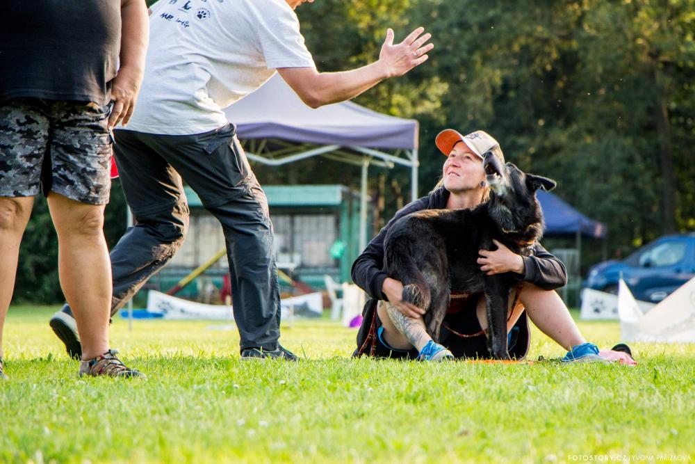 Dogfrisbee v online módu!  7. díl