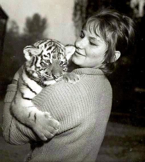 S láskou ke zvířatům se už narodila!