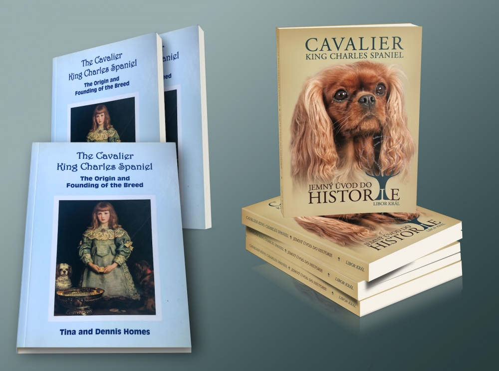 Střípky z historie chovu kavalírů…