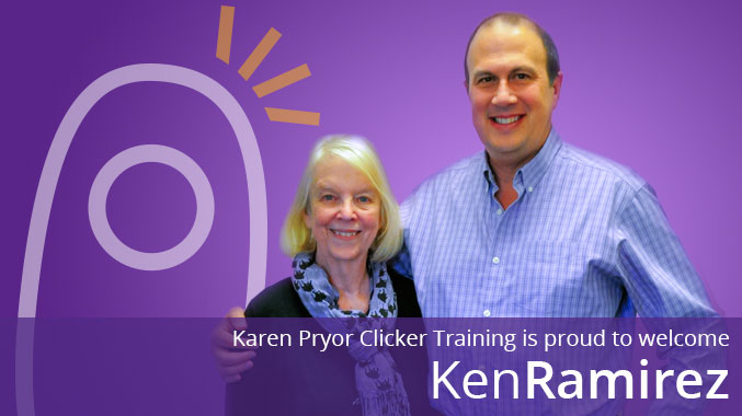 Co byste řekli na klikr od Karen Pryor?