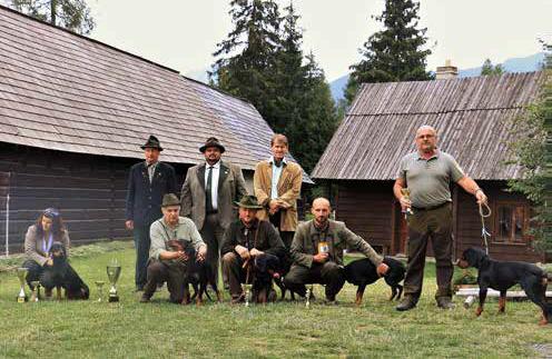 Slovenský kopov - desaťbojár, ktorý nahradí aj desať honcov!
