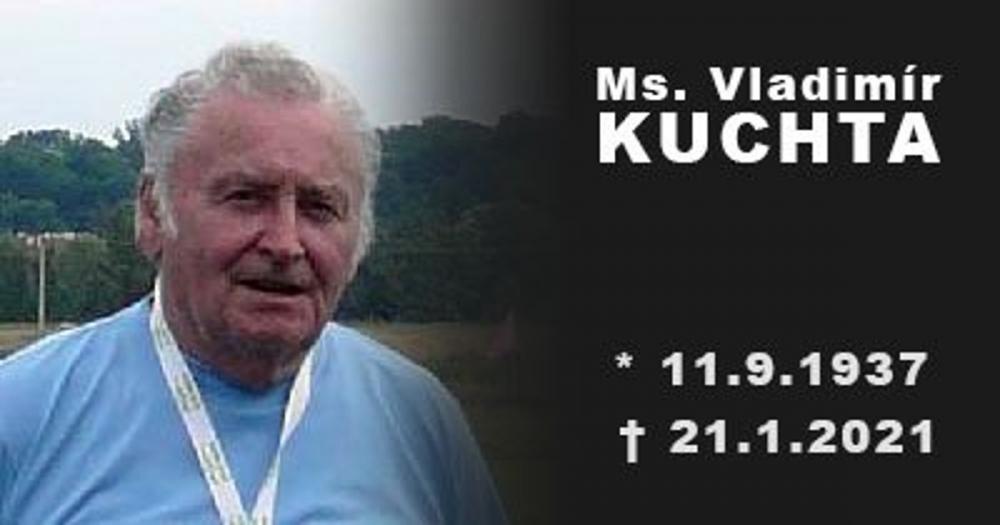 Bez Vladimíra Kuchty si záchranařinu nelze ani představit!