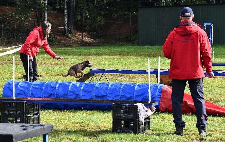 Naším sportem číslo jedna je záchranářský výcvik!