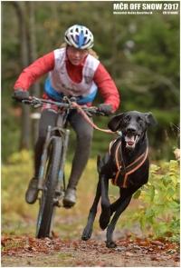 Zbožňuji rychlost, adrenalin a hlavně souhru se psem!